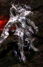 Dark Elf - quái nhiệm vụ 3 game Mu Online