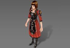 Silvia - NPC game Mu Online